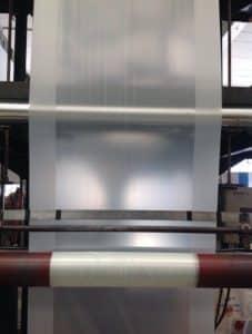 ถุงพลาสติกแบบมีจีบด้านข้างของ โรงงานถุงพลาสติก เหมาะกับงานเข้ารูปเพื่อความสวยงาม เช่นรองในกล่อง