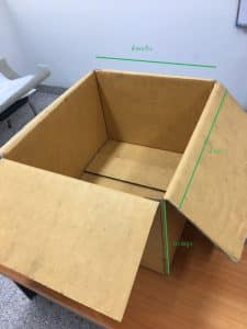 โรงงานผลิตถุงพลาสติก สำหรับรองในกล่องกระดาษหรือกระสอบอื่นๆ