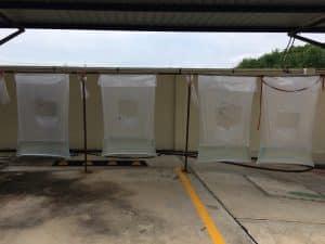สั่งผลิตถุงพลาสติก LLDPE สำหรับใช้งานเป็น ถุงพลาสติกรองถัง